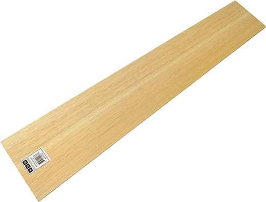 Amazon Com Balsa Wood 1 4 X 6 X 36 2