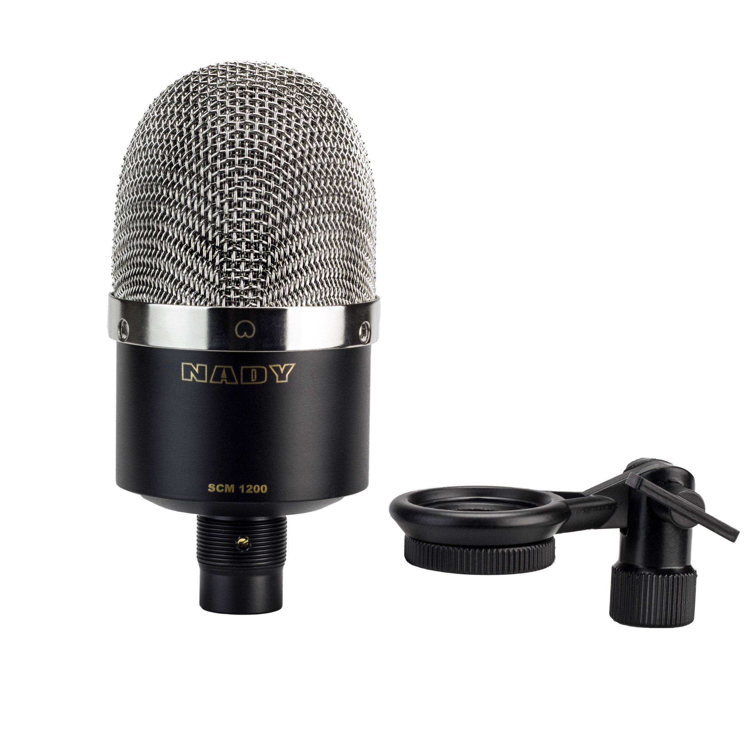 Microfono Nady Instrument Dynamic  (SCM-1200)...