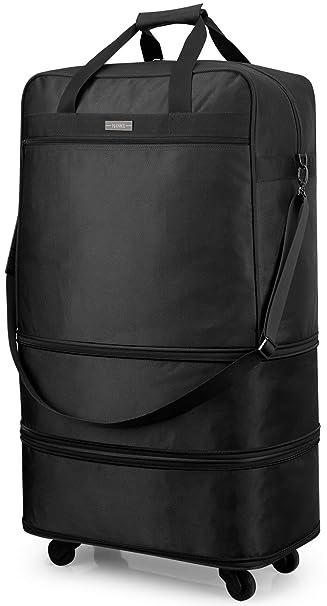 Amazon.com: Hanke - Bolsa de viaje plegable para equipaje ...