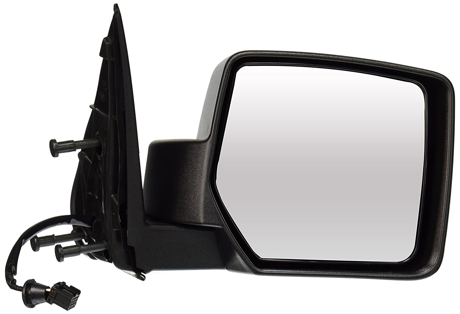 Partslink Number CH1321279 OE Replacement Jeep Liberty Passenger Side Mirror Outside Rear View Unknown