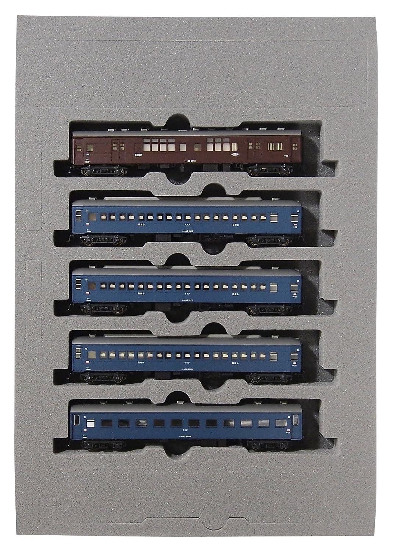 KATO Nゲージ 寝台急行 つるぎ 5両増結セット 10-1388 鉄道模型 客車   B01LYRL5LV