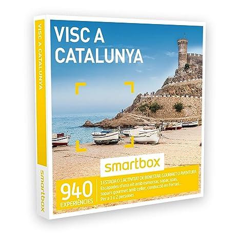 SMARTBOX - Caja Regalo - VISC A CATALUNYA - 940 escapades, spa, sopars i