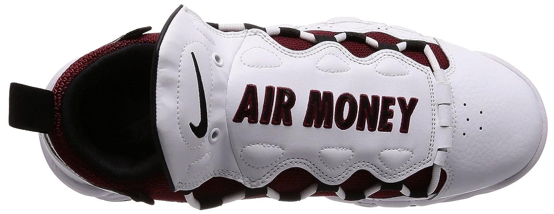 Nike Air More More More Money Scarpe da Fitness Uomo B079QH63FL 45 EU MultiColoreeee (bianca   nero-team rosso 100) | Prezzo Ragionevole  | Moderno Ed Elegante A Moda  | I Clienti Prima  | In Breve Fornitura  | Alta sicurezza  7b217e