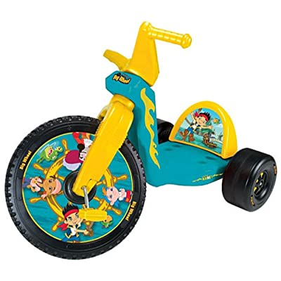 Kids Only Jake and The Never Land Pirates Big Wheel Tricycle: Toys & Games