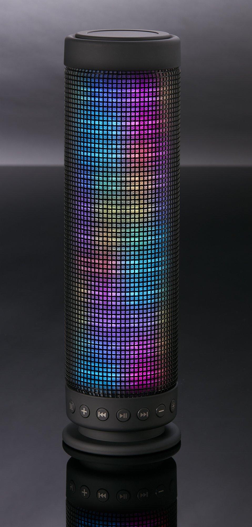 Aurora Boom Tower Bluetooth Light Show Speaker