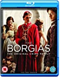 Borgias - Season 1 [Blu-ray] [2011] [Region Free]