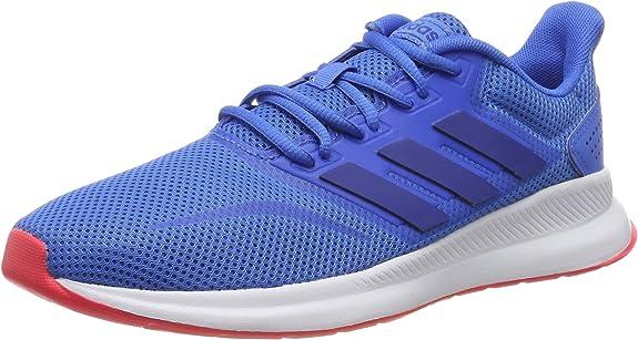 adidas Falcon, Zapatillas de Trail Running para Hombre, Azul (True Blue/Collegiate Royal/Shock Red True Blue/Collegiate Royal/Shock Red), 44 2/3 EU: Amazon.es: Zapatos y complementos