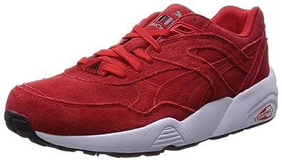 5b17a227211 Puma R698 Allover Suede chaussures 8