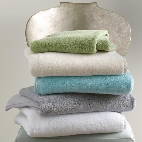 Matouk Milagro Bath Towels - Aqua