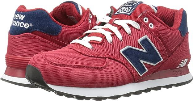 New Balance 574 Pique Polo Pack, Zapatillas para Hombre: New ...