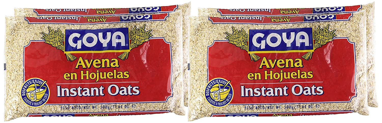 Goya - Avena en hojuelas - 500 g - [Pack de 4]: Amazon.es: Alimentación y bebidas