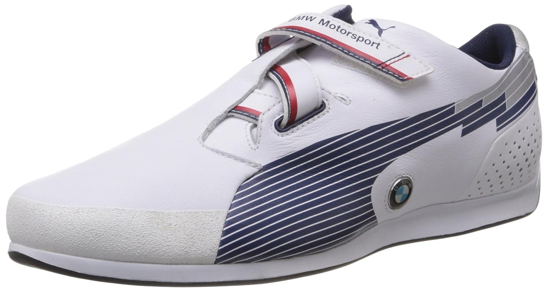 Puma evoSPEED Low BMW 304175 01 Mens Sneakers white-medieval blue, UK 9 / EU 43: Amazon.es: Zapatos y complementos
