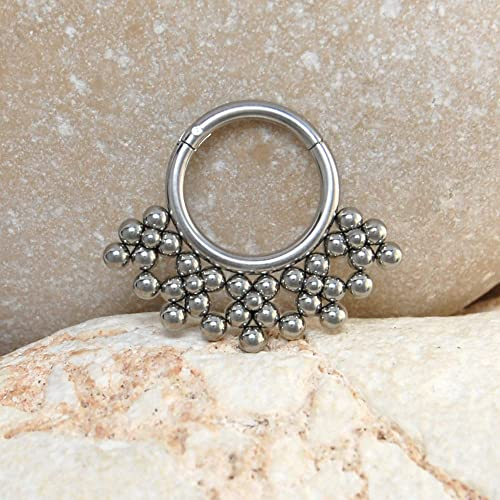 Nipple Body Jewelry Nipple Piercing Nipple Hoop Nipple Ring Surgical Steel Nipple Earring Nipple Clicker 18g 16g 14g