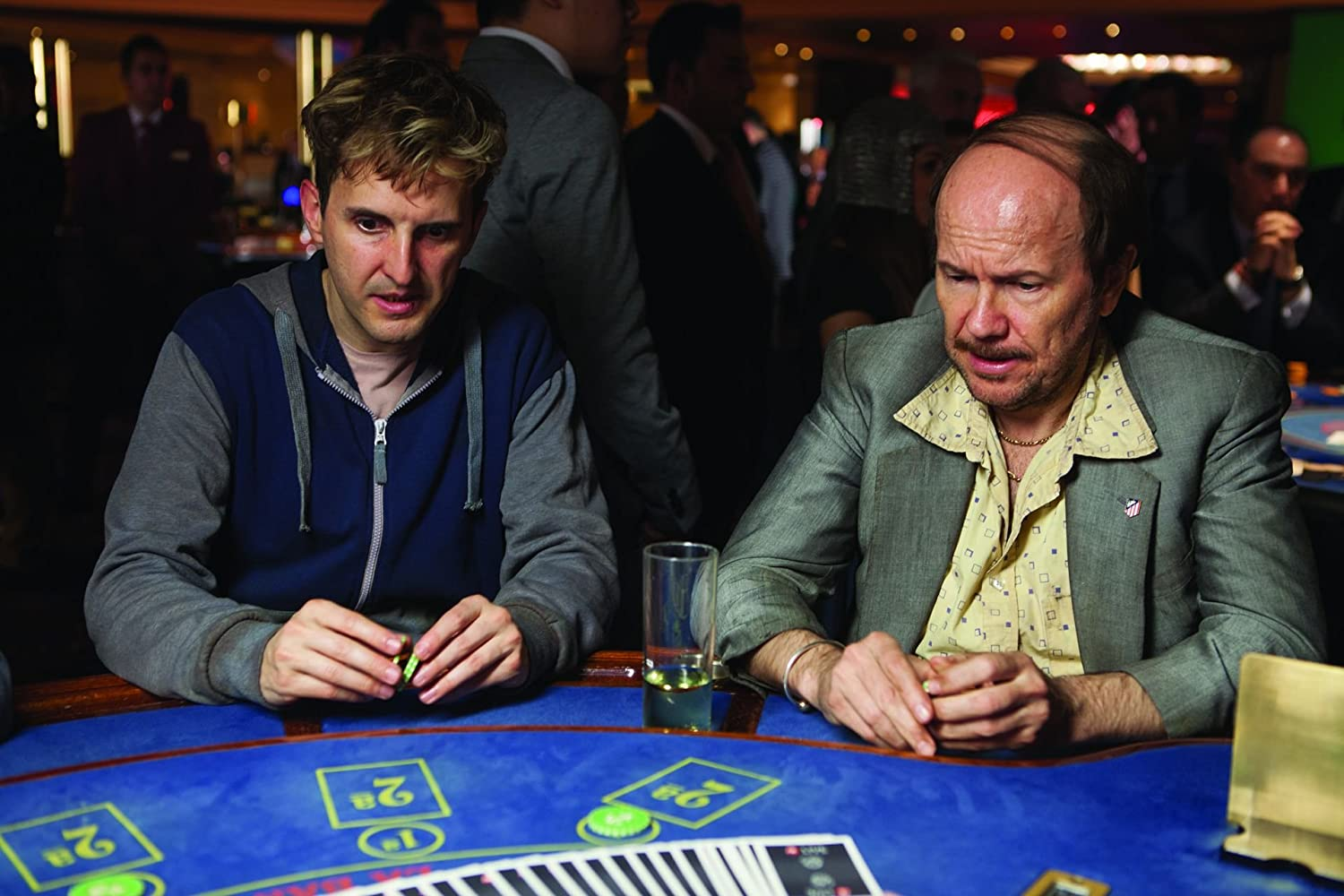 Amazon.com: Torrente 5: Operation Eurovegas ( Torrente V: Misión Eurovegas  ) ( Torrente Five: Operation Euro vegas ) [ NON-USA FORMAT, PAL, Reg.2  Import - Spain ]: Alec Baldwin, Santiago Segura, Neus