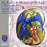 Feast of St Michael & All Angels at Westminster Abbey