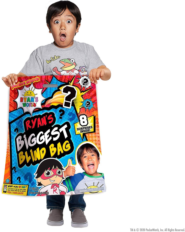 JP Ryans World JPL79990 Ryans World Biggest Blind Bag Ever
