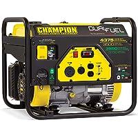 Deals on Champion Power Equipment 100307 4375/3500-Watt Fuel Generator