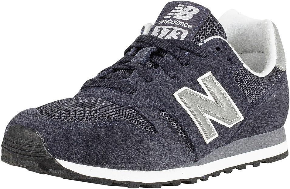 New Balance 373 Herren Sneaker Blau, 47.5 EU: Amazon.de ...
