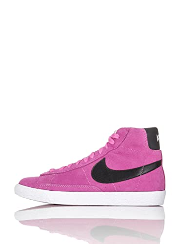 Sneakers T Blazer Rose Noir Chaussures Femme Mid Mode Nike Vintage Yb7fgv6y