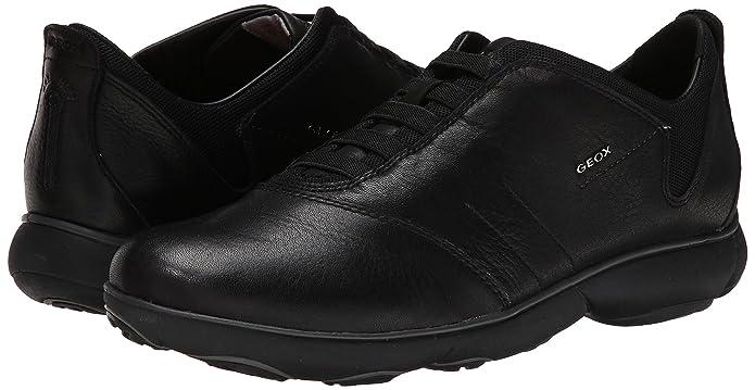Amazon.com: Geox U Nebula 8 Walking de la Hombres Zapato: Shoes