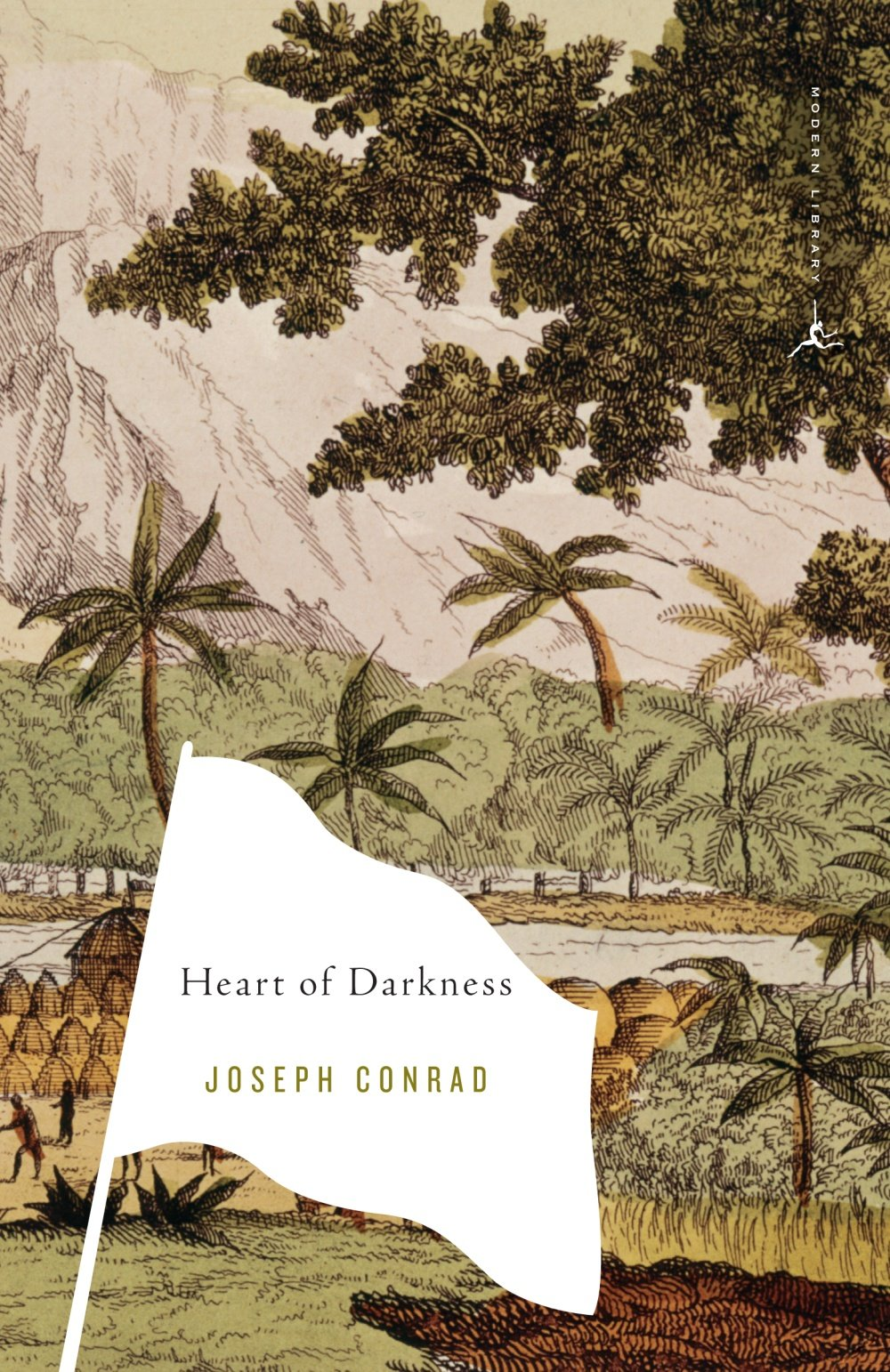 Literary analysis of heart of darkness by joseph conrad