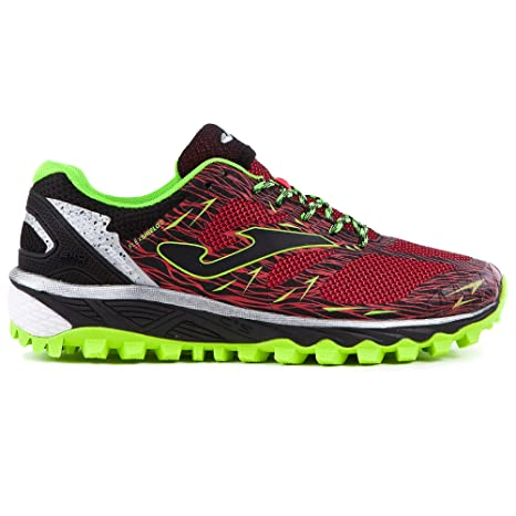 Joma Olimpo, Zapatillas de Trail Running para Hombre, (Rojo 706), 40