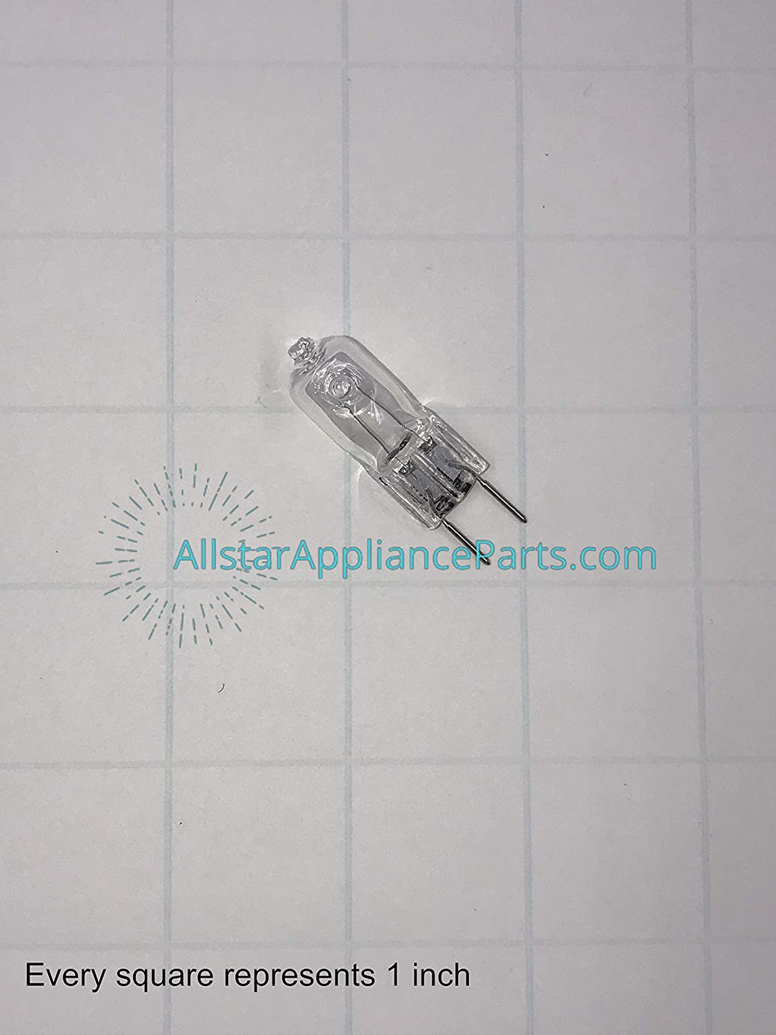 Replacement Bulb 20W for GE Microwave AP4380308 WB08X10050 WB36X10213