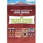 The Wayside School 4-Book Collection: Sideways Stories from Wayside School, Wayside School Is Falling Down, Wayside School Ge