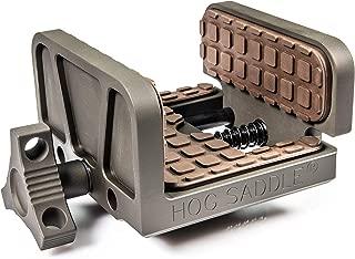 product image for HOG Saddle Shadow Tech, LLC MOD 7 - OD Green w/Patriot Brown Pads