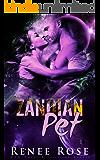 Zandian Pet: An Alien Warrior Romance