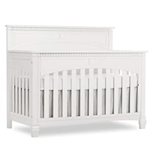 Evolur Santa Fe 5 in 1 Convertible Crib