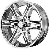 "American Racing AR893 Mainline Chrome Machined Wheel (17x8""/6x139.7mm, +25mm offset)"