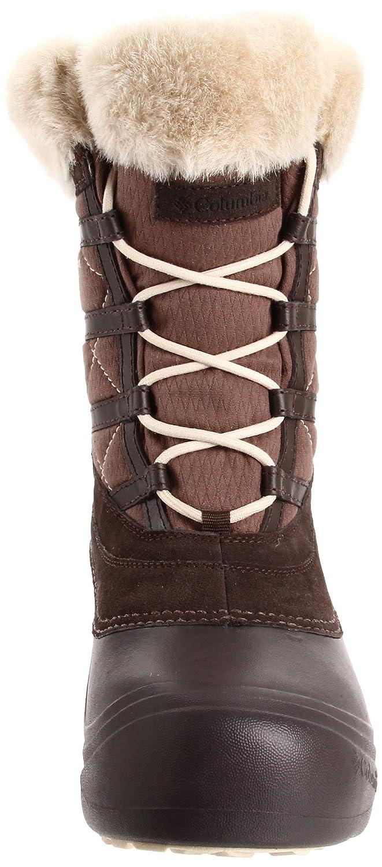 Sportswear Company Sierra Summette 2 Wp, Boots femmes - Marron (Bungee Cord 205), 41 1/3 EU (9 US)Columbia