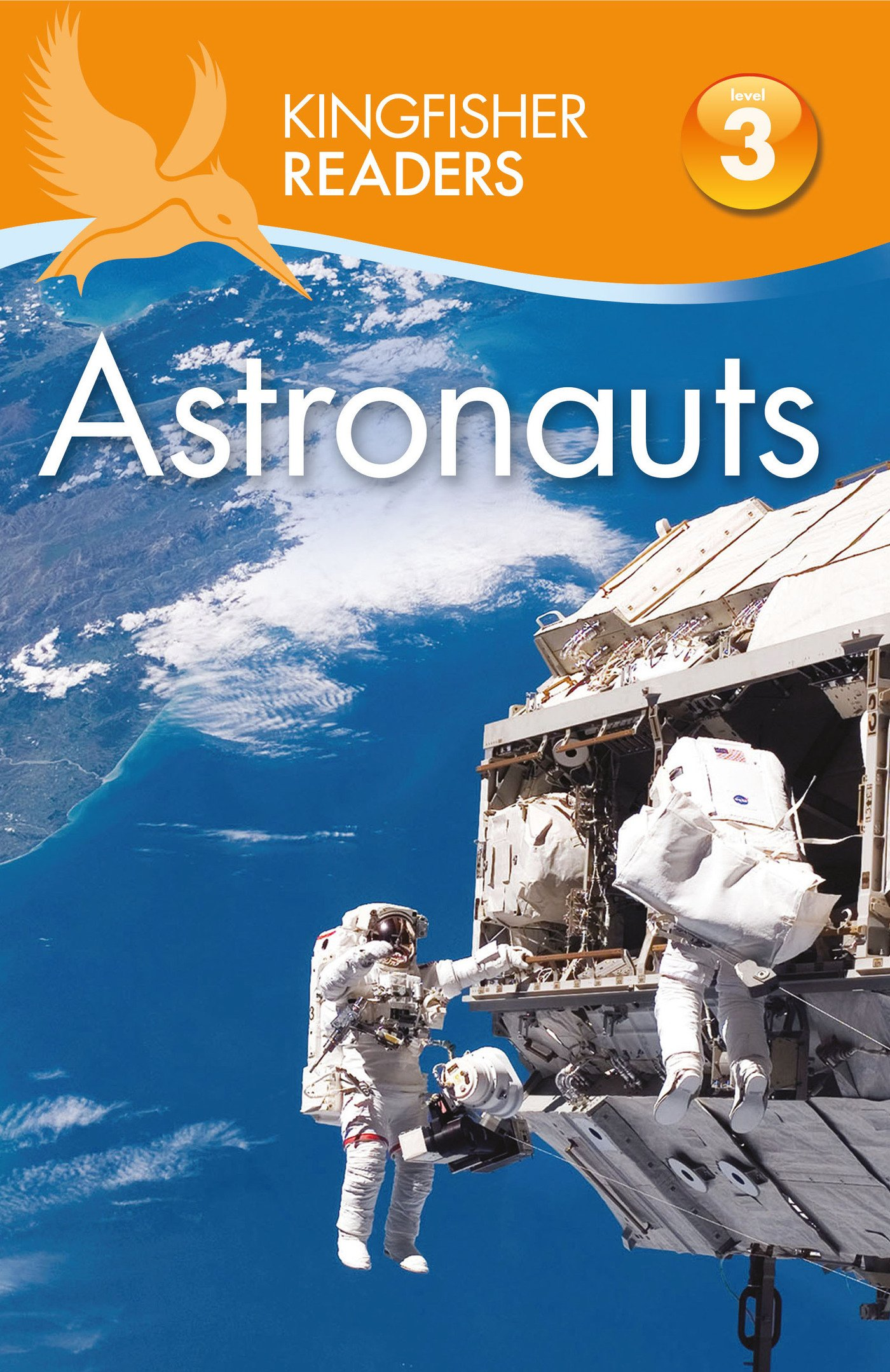 Download Kingfisher Readers L3: Astronauts ebook