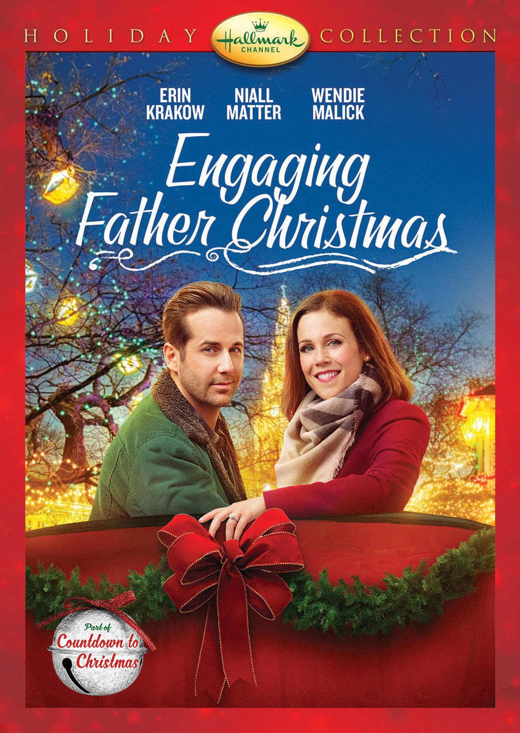 amazoncom engaging father christmas erin krakow niall matter wendie malick david winning movies tv