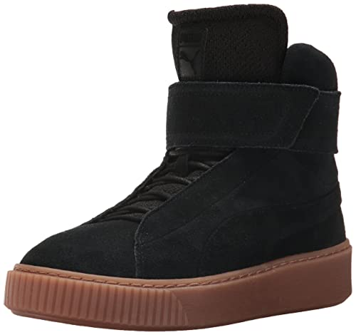 Puma, Sneaker Donna Verde, Nero (Puma Black puma Black), 7.5