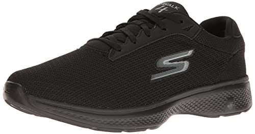 Skechers Ytelse Menn Gå Tur 4 Blonder-up Walking Sko GPBjVY8Le