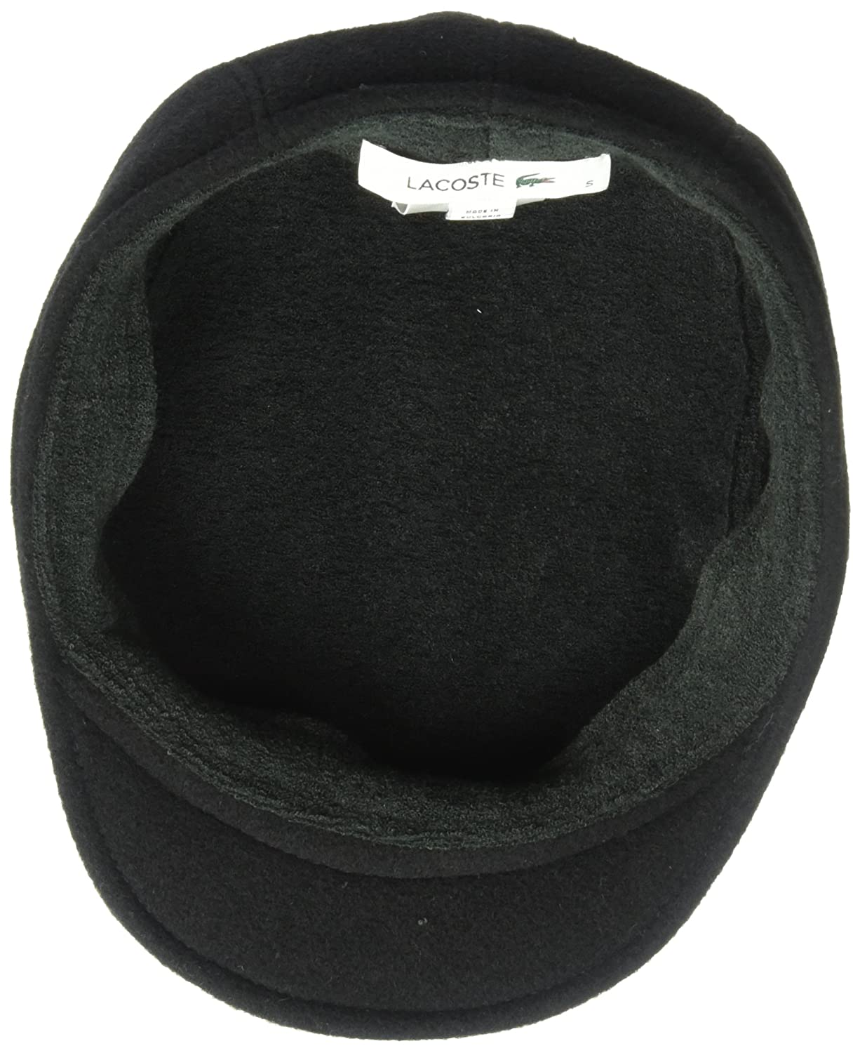 8e70727bc24 Lacoste Men s Wool Broadcloth Driver Cap at Amazon Men s Clothing store