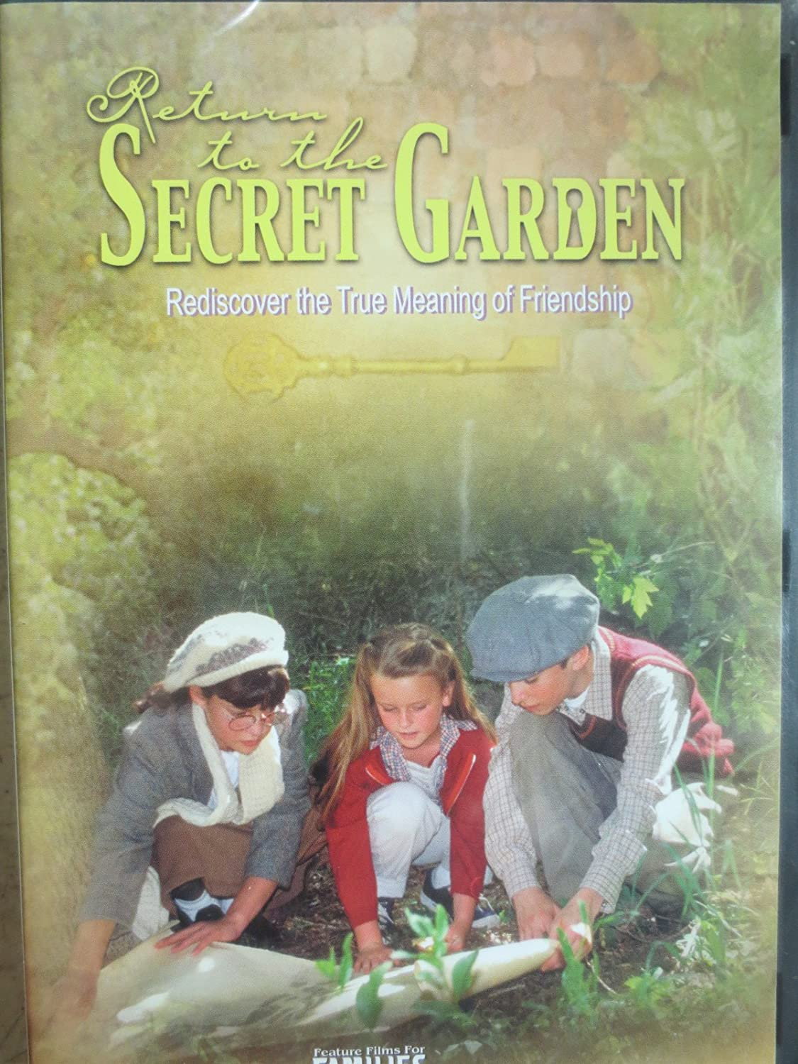 Return To The Secret Garden Movies Tv