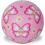 Melissa & Doug Sunny Patch Cutie Pie Butterfly Classic Rubber Kickball