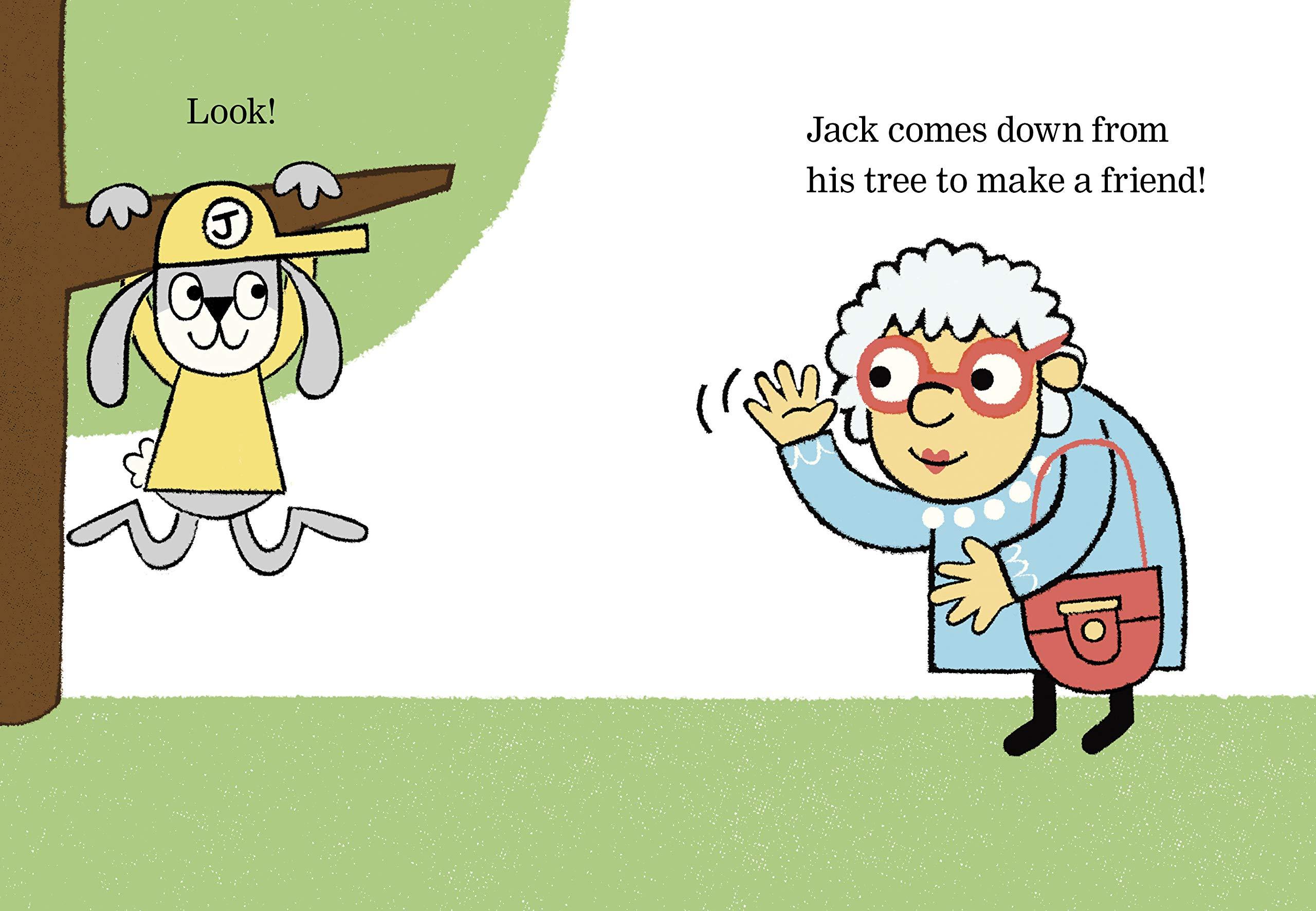 Hi, Jack! (A Jack Book): Barnett, Mac, Pizzoli, Greg ...