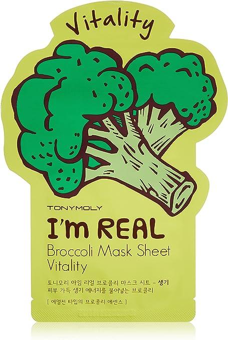 TONY MOLY Im Real Avocado - Máscara de hoja: Amazon.es: Belleza