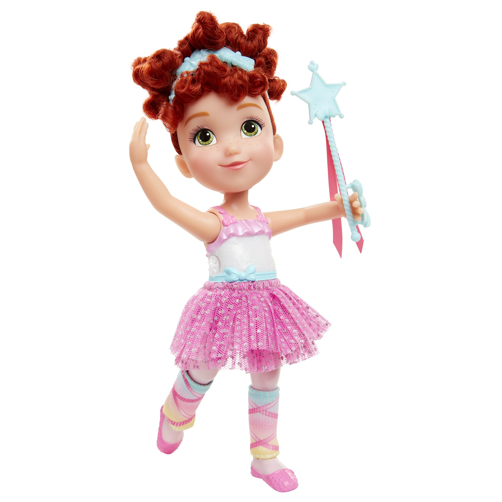 Fancy Nancy Ballerina Doll, 10 inches Tall, Multicolor