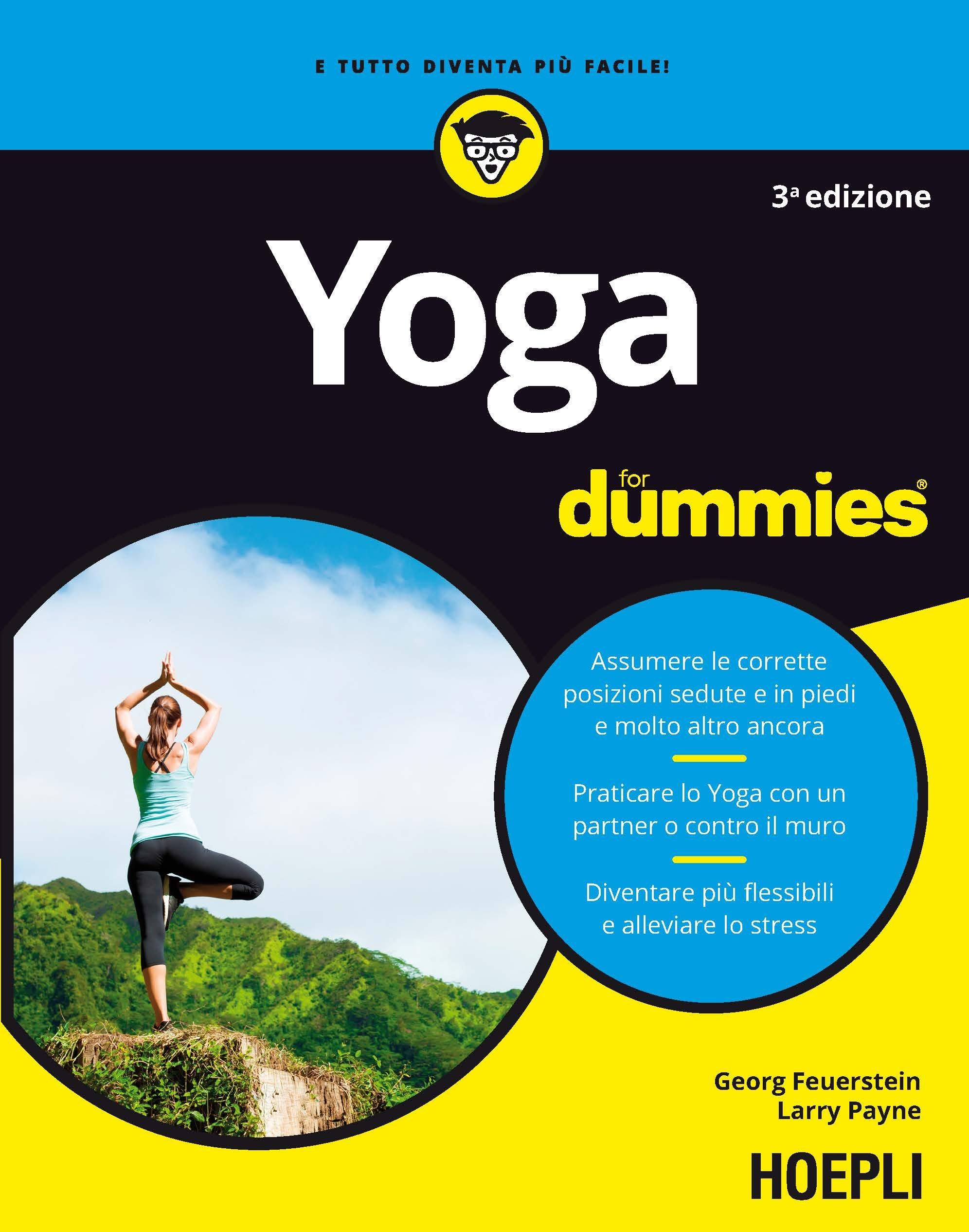 Yoga for dummies: Amazon.es: Georg Feuerstein, Larry Payne ...