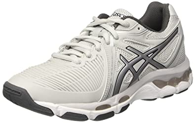 ASICS Damen Gel-Netburner Ballistic Volleyballschuhe: Amazon.de ...