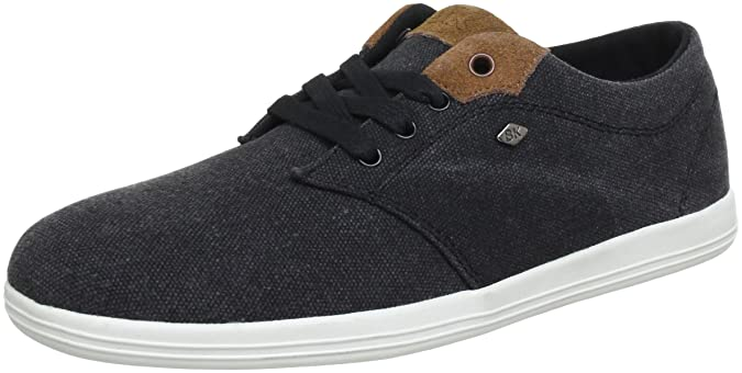 B31-3603, Baskets mode homme - Noir (Black 1), 42 EUBritish Knights