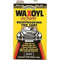 Hammerite Waxoyl Black/Aero/Schutz/Pressure Can/Refill Can All Available