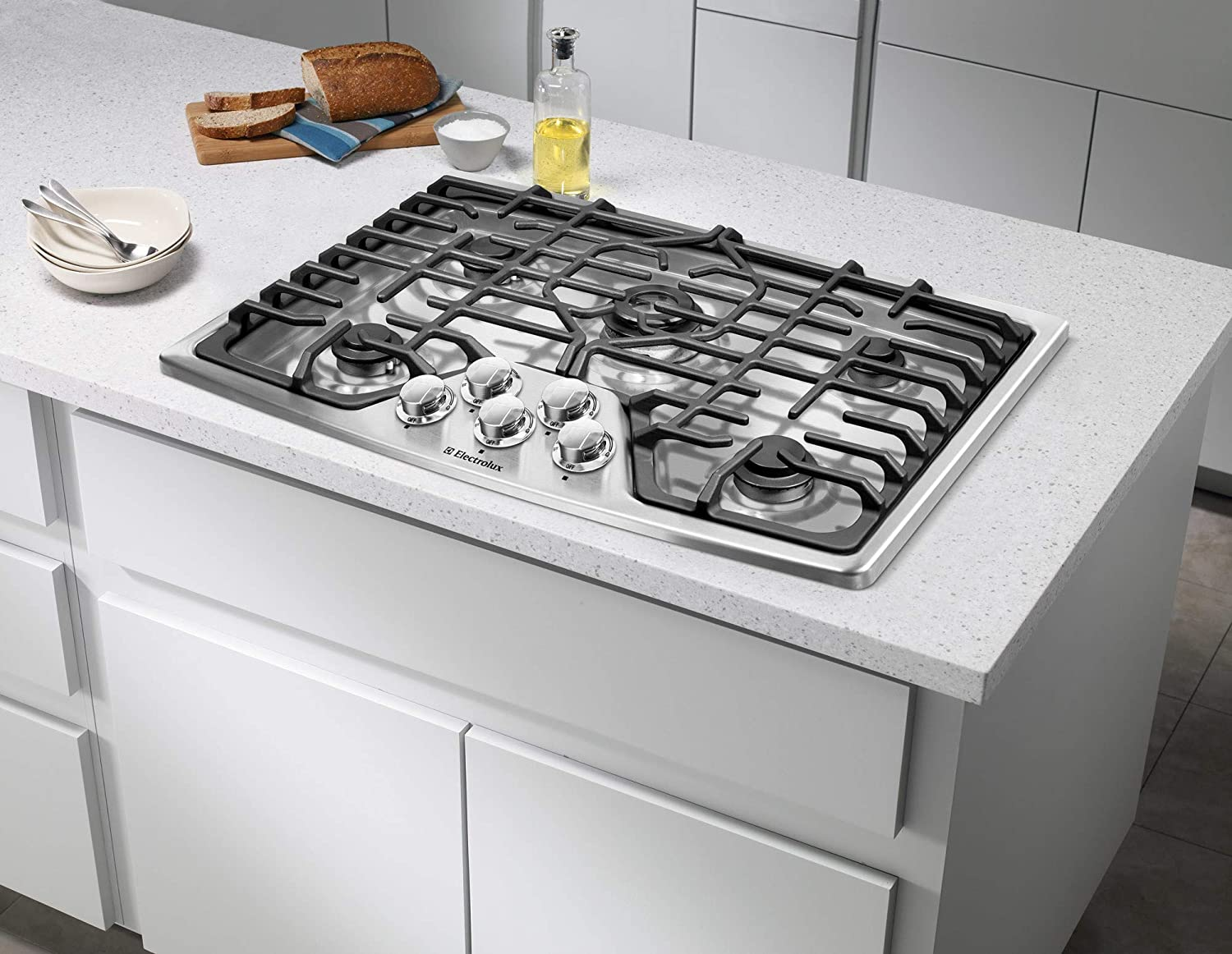 Amazon.com: Electrolux ew30gc60ps Built-in Gas ...