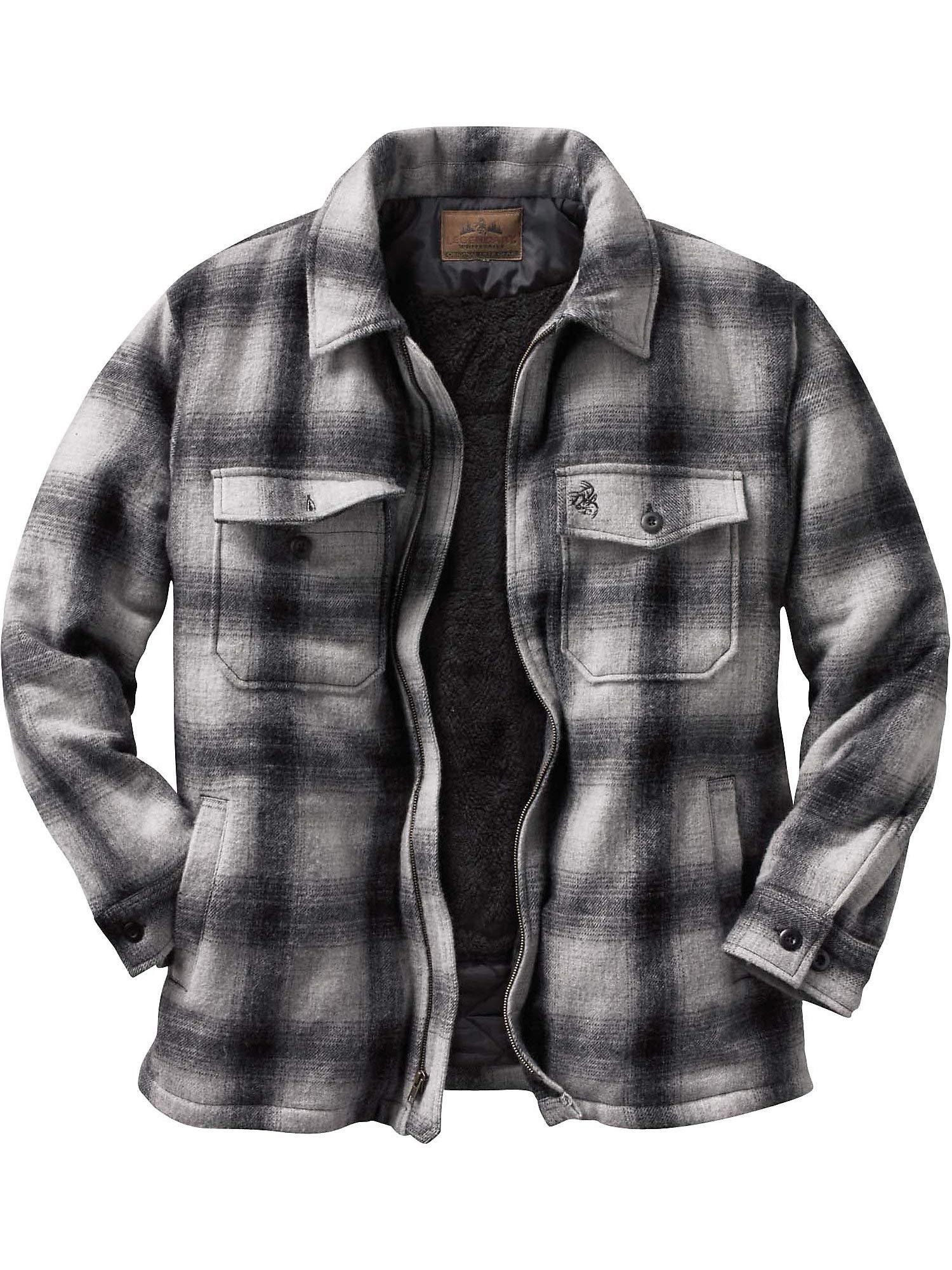 061ecfcf3a Legendary Whitetails The Outdoorsman Buffalo Plaid Jacket product image