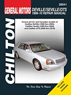 gm cadillac deville 94 thru 05 seville 92 thru 04 dts rh amazon com Haynes Repair Manuals Online Haynes Repair Manual 1987 Dodge Ram 100